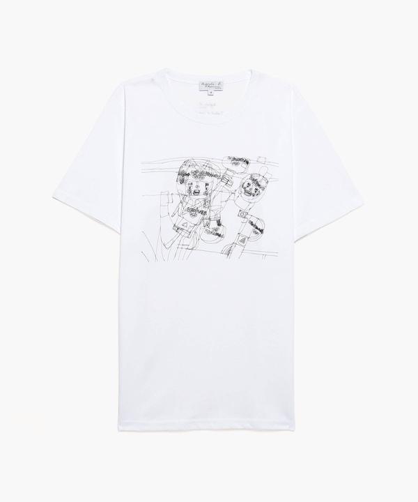 SDJ1 TS アーティストTシャツ
