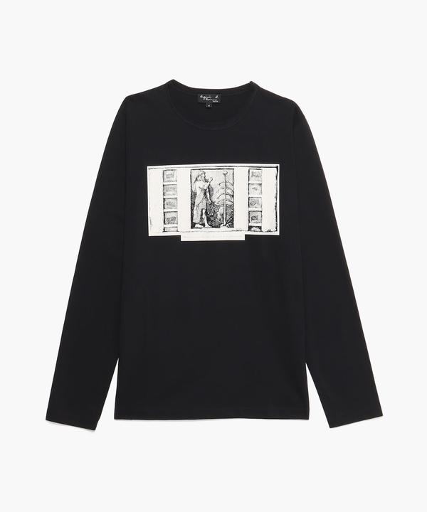 SDH3 TS アッシリアンプリントTシャツ