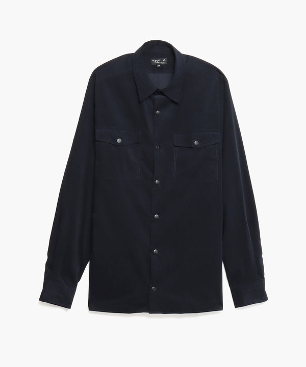 UBI7 CHEMISE コーデュロイシャツ