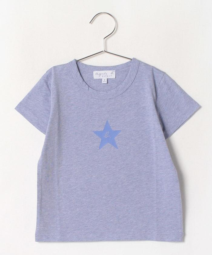 SDG3 E TS キッズ エトワールロゴTシャツ