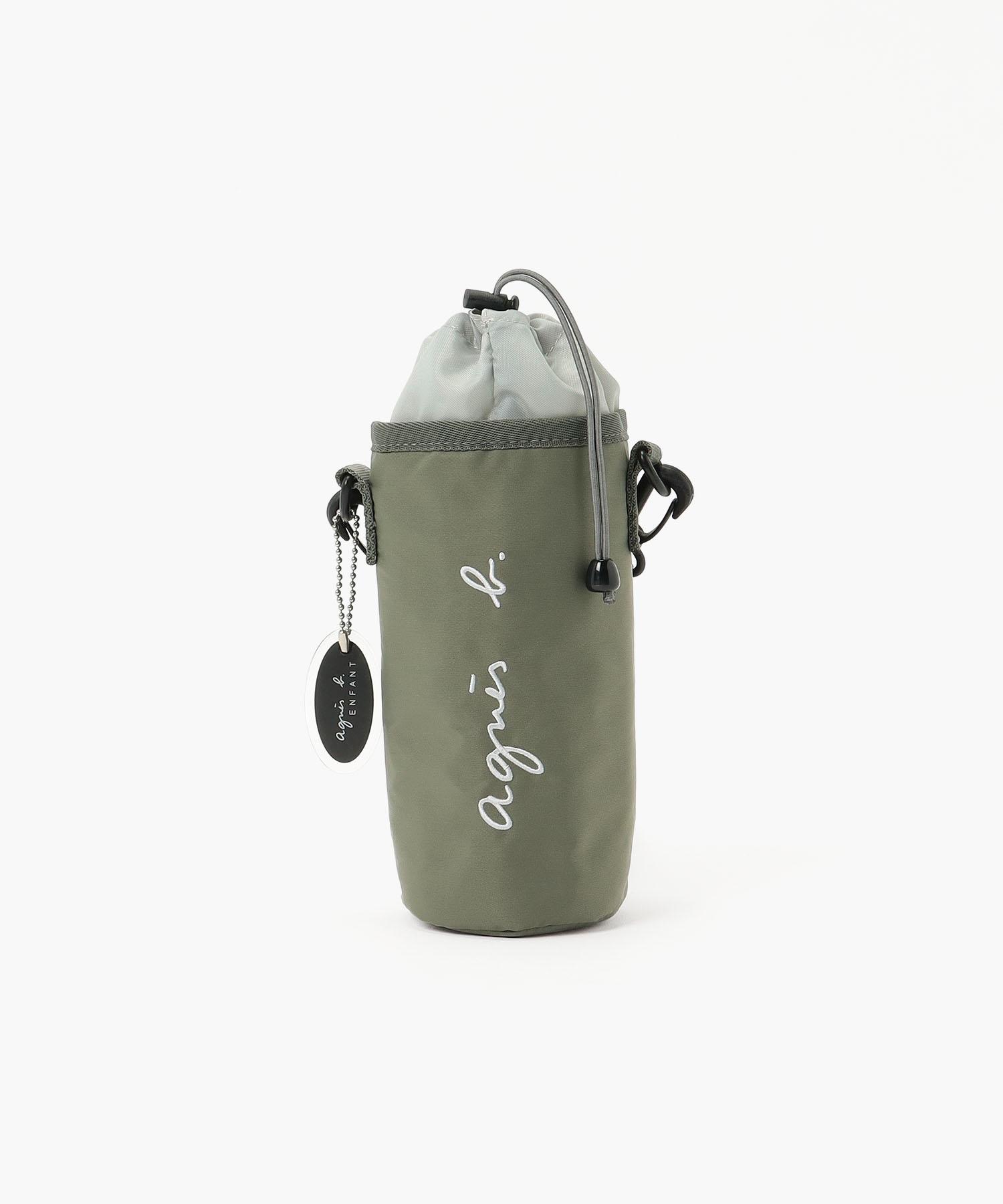 GL11 E BOTTLE HOLDER ロゴ刺繍 ドリンクホルダー