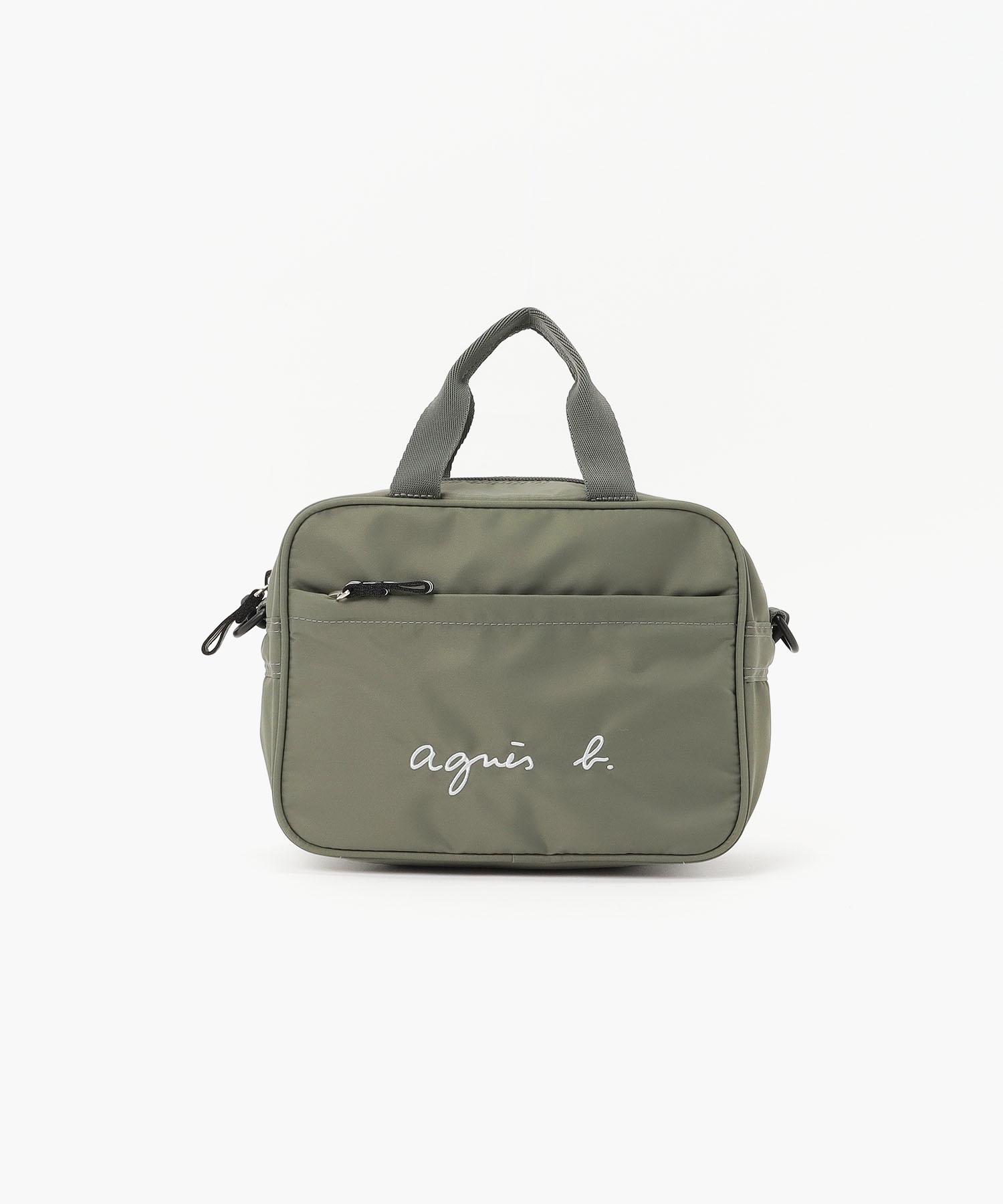 GL11 E BAG ロゴ2way通園バッグ