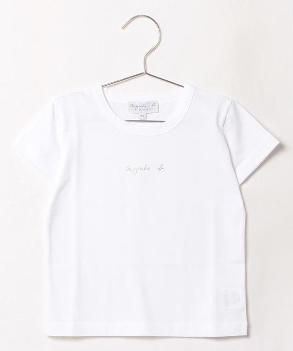 SBL8 E TS キッズ ロゴTシャツ