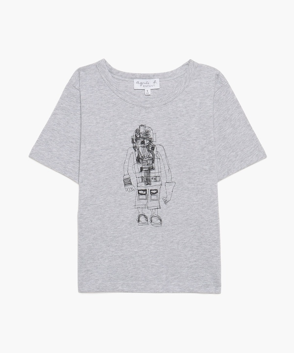 SDJ1 E TS キッズ アーティストTシャツ [YASUMASA SUGAWARA]