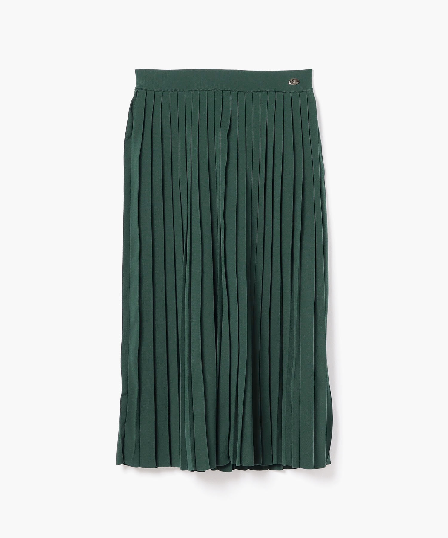 WQ58 JUPE ニットプリーツスカート