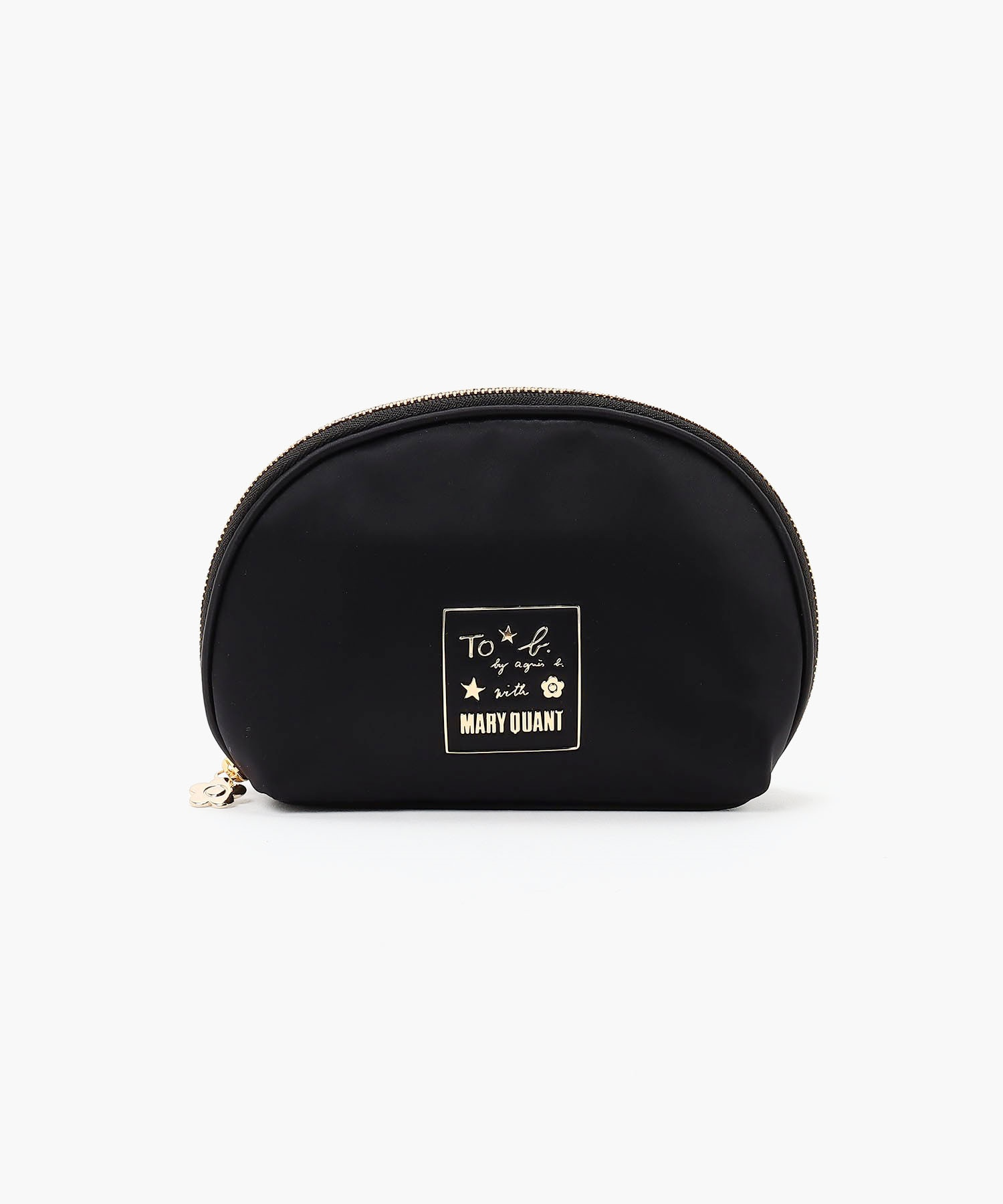 WS27 POUCH MARY QUANTコラボ ジップポーチ