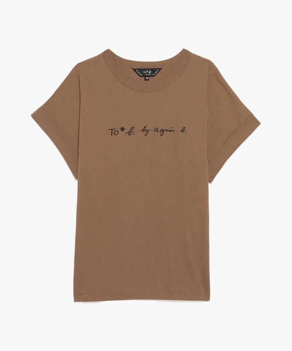W984 TS ロゴTシャツ