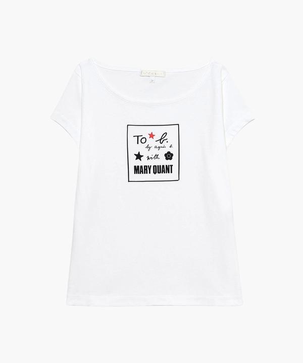 WM40 HALF SLEEVE ST MARY QUANTコラボ ハーフスリーブTシャツ