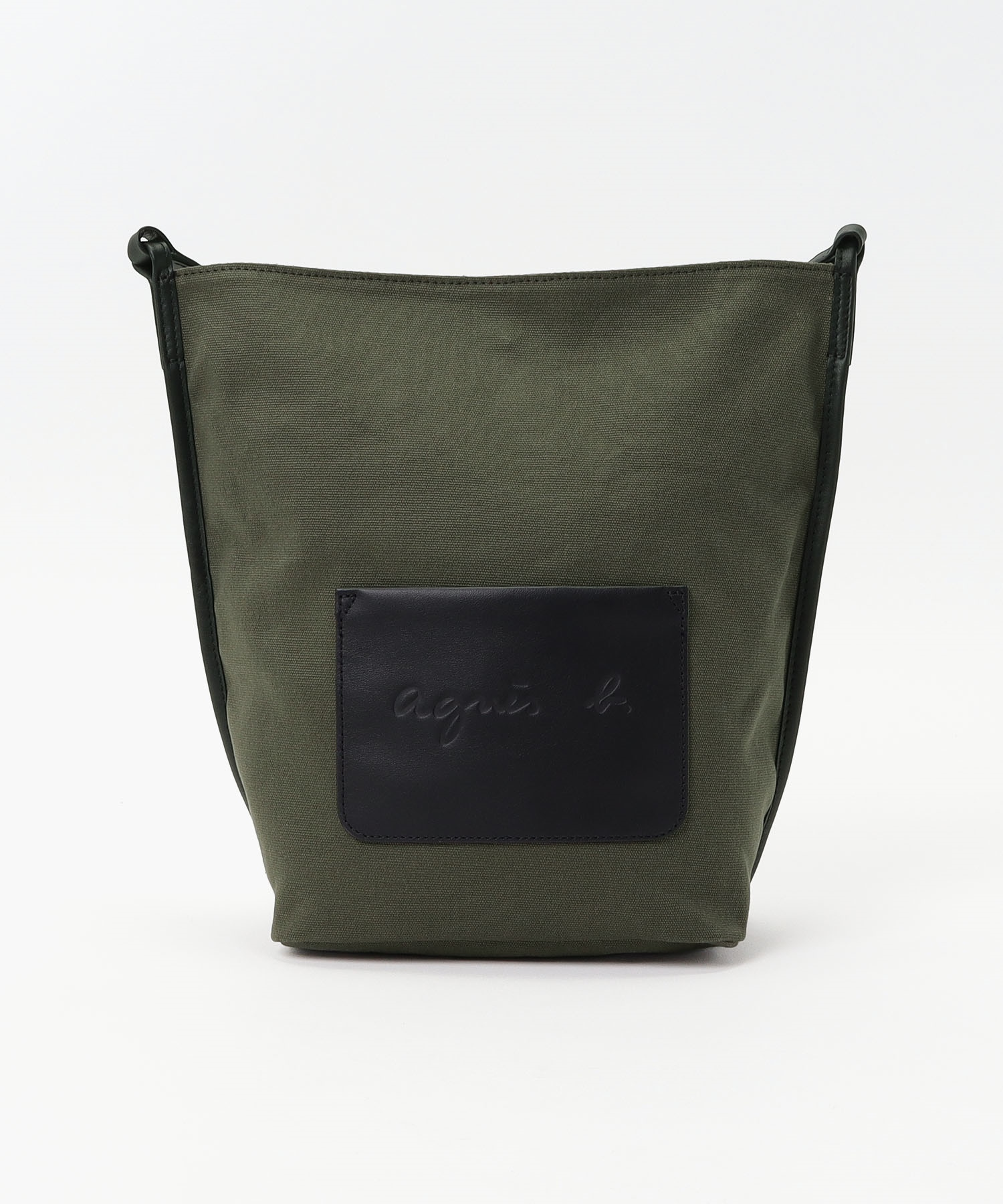 【WEB限定】QAS20-03 ロゴショルダーバッグ