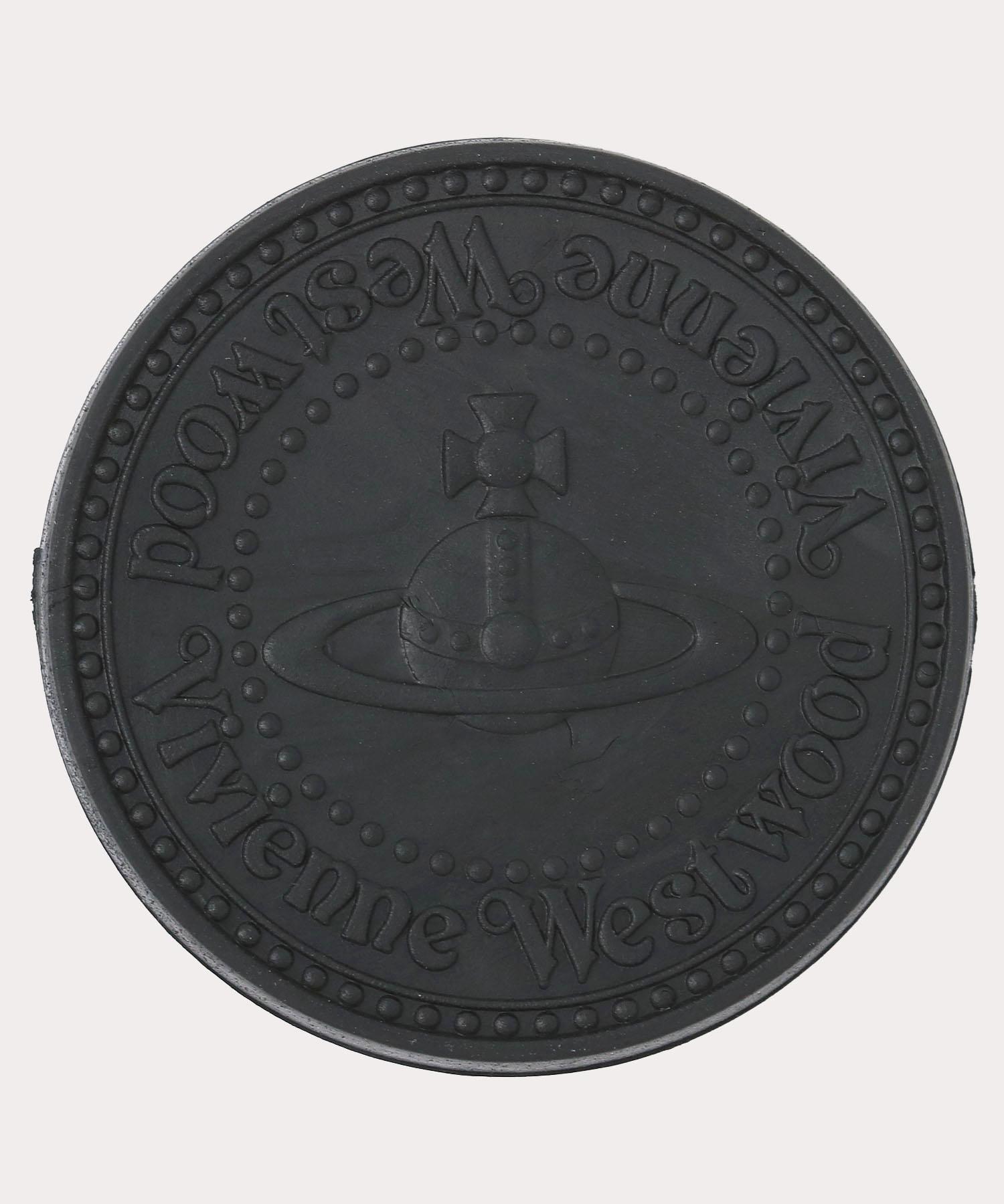 BRASS COIN ペンスタンド(ペン・消しゴム付)