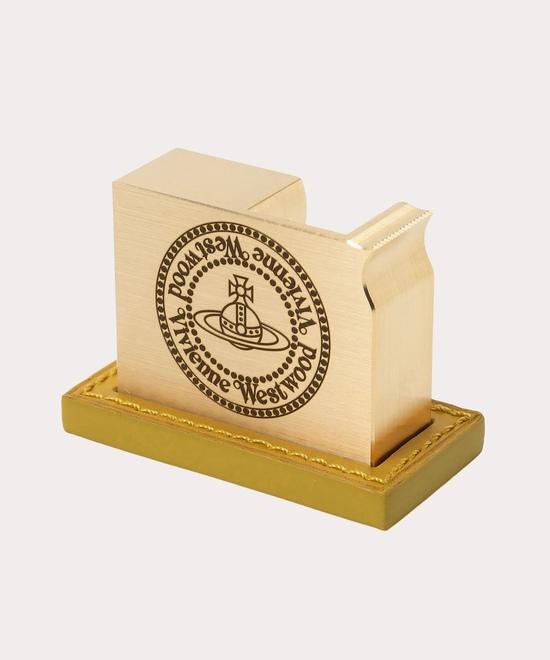 BRASS COIN テープカッター