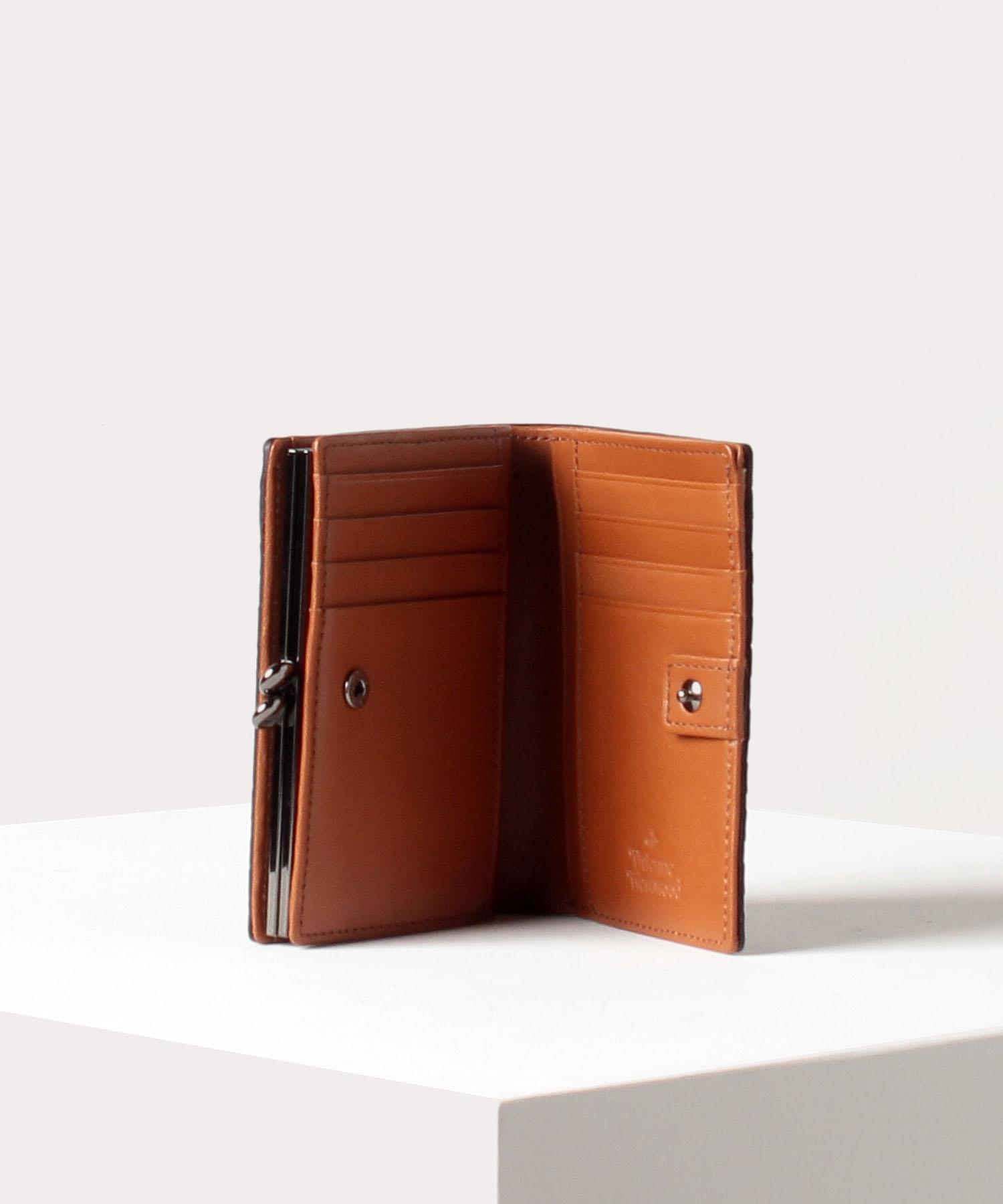 ブライダルボックス 口金二つ折り財布