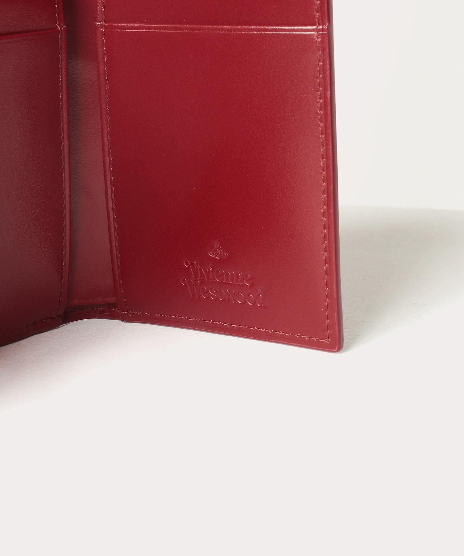SIMPLE TINY ORB 三つ折り財布