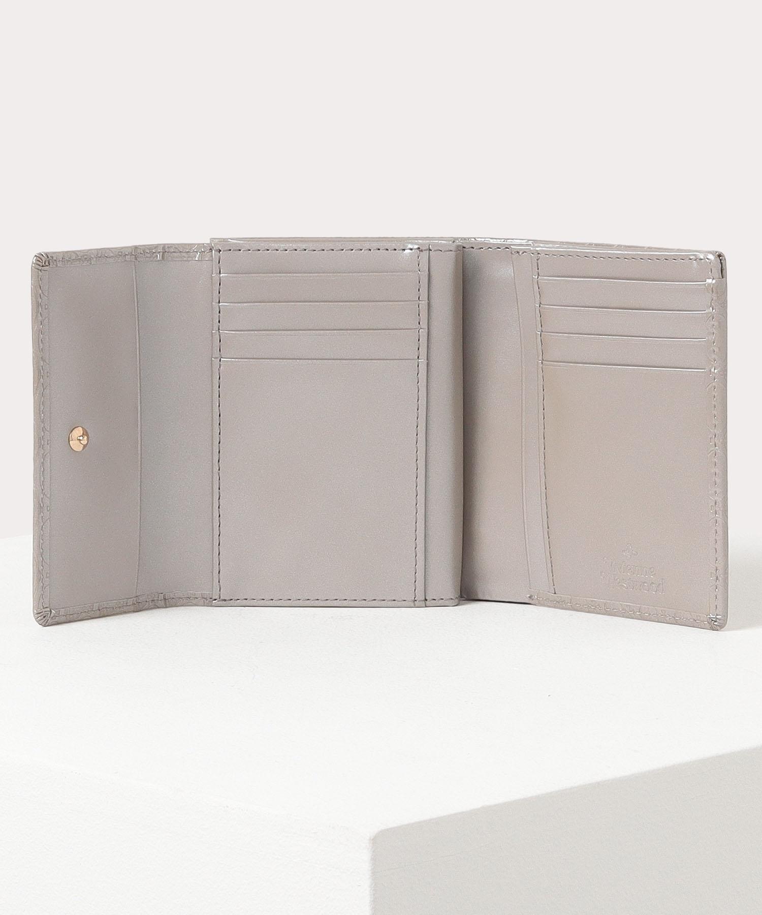 オンラインショップ限定 OVAL ORB 口金二つ折り財布