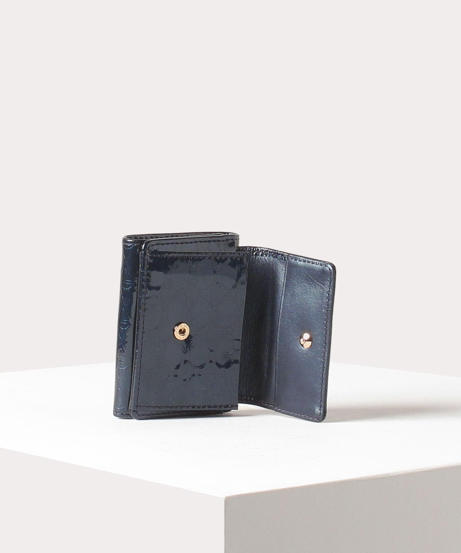 オンラインショップ限定 OVAL ORB 三つ折り財布
