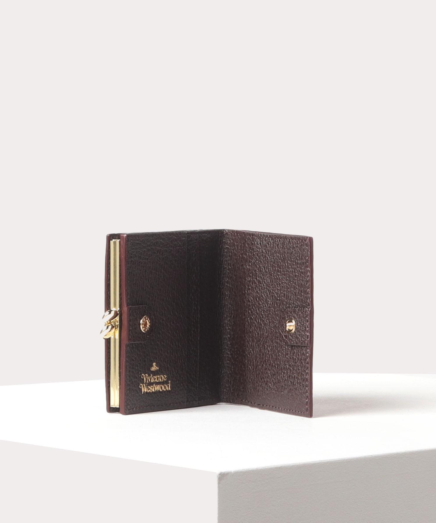 EXECUTIVE 口金二つ折りミニ財布