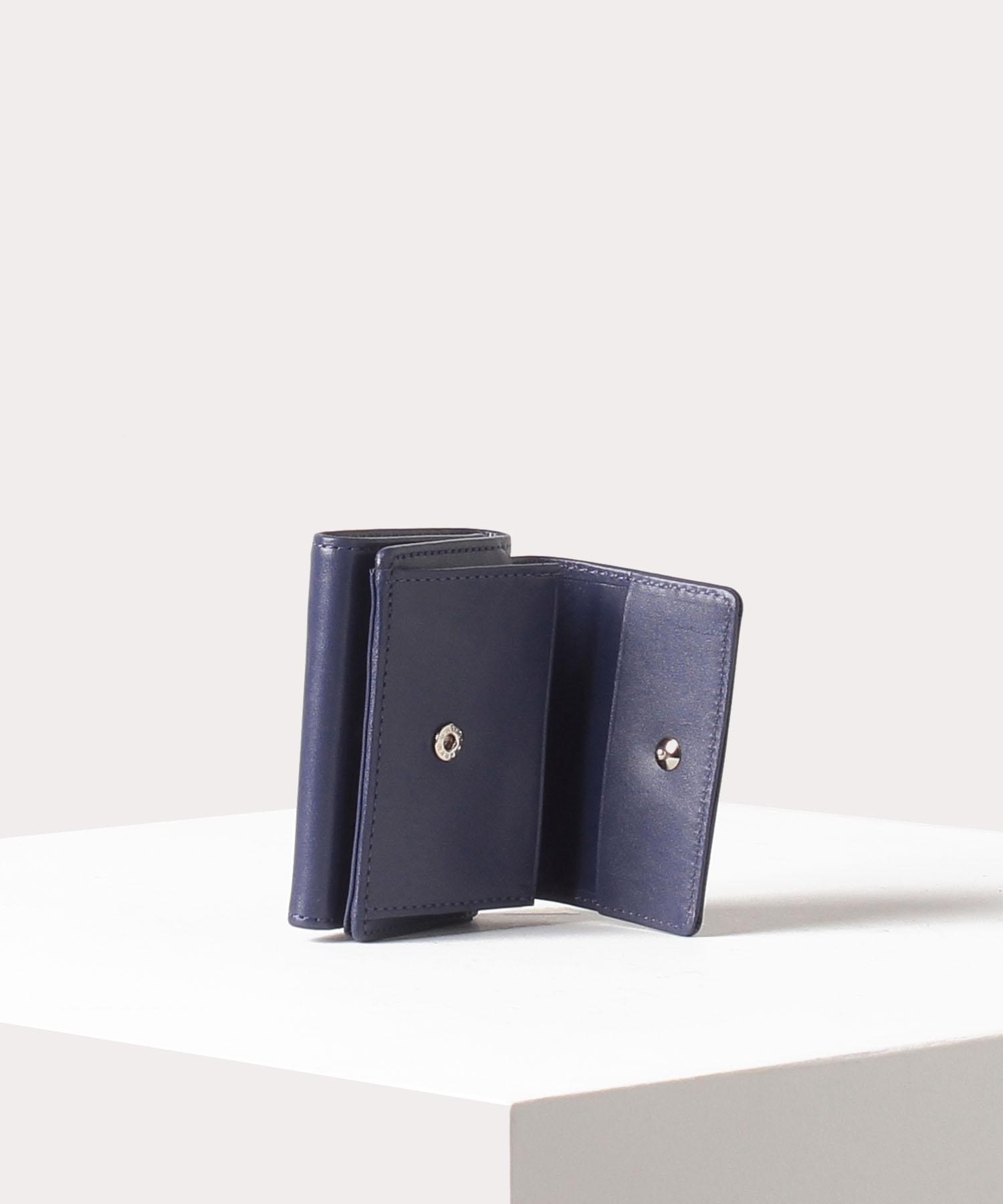 オンラインショップ限定カラー ヴィンテージ WATER ORB 三つ折り財布