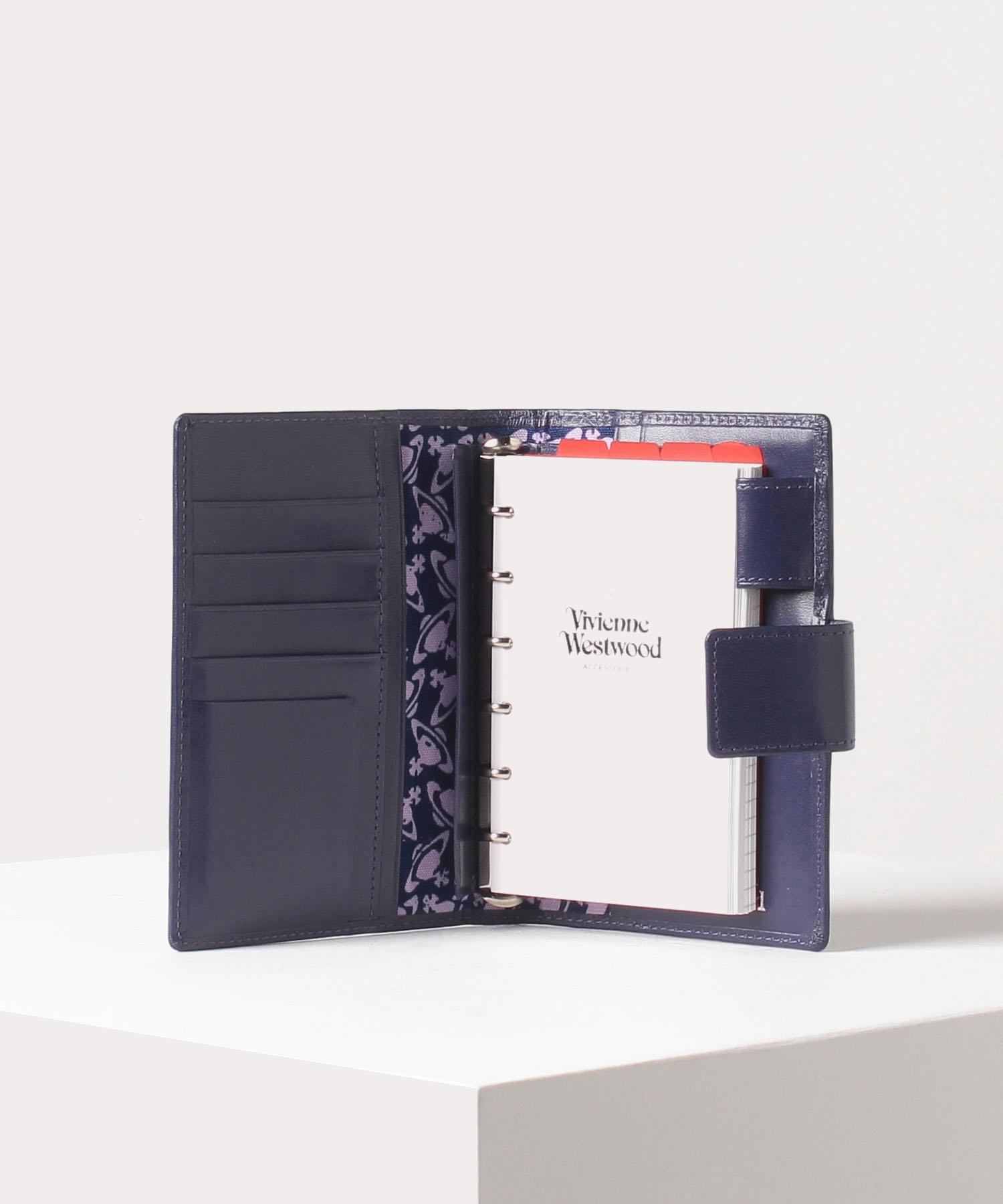 オンラインショップ限定カラー ヴィンテージ WATER ORB 手帳