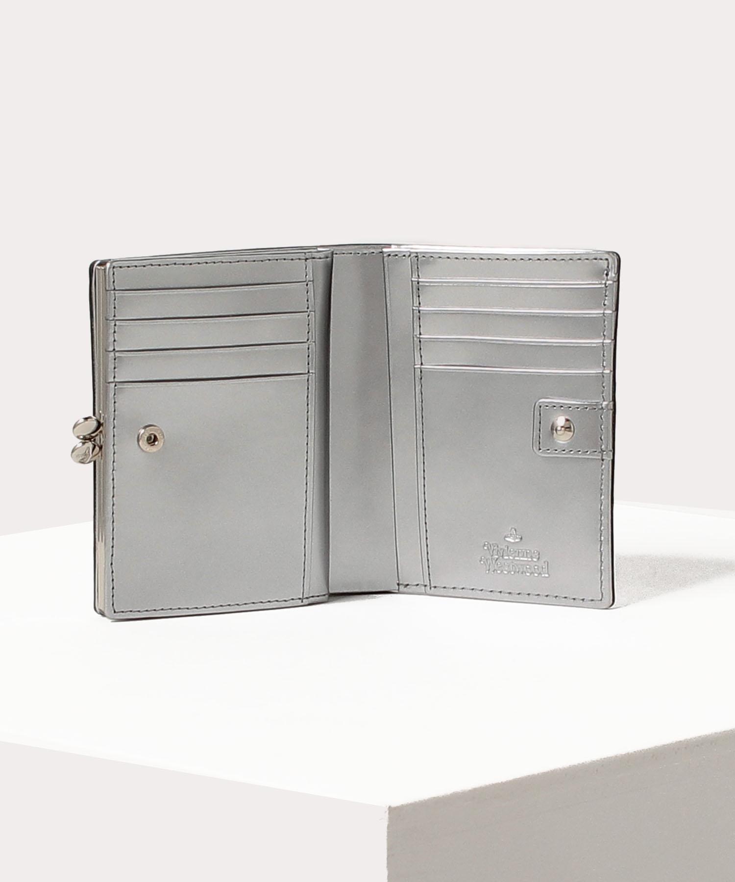 カット&スラッシュ 口金二つ折り財布