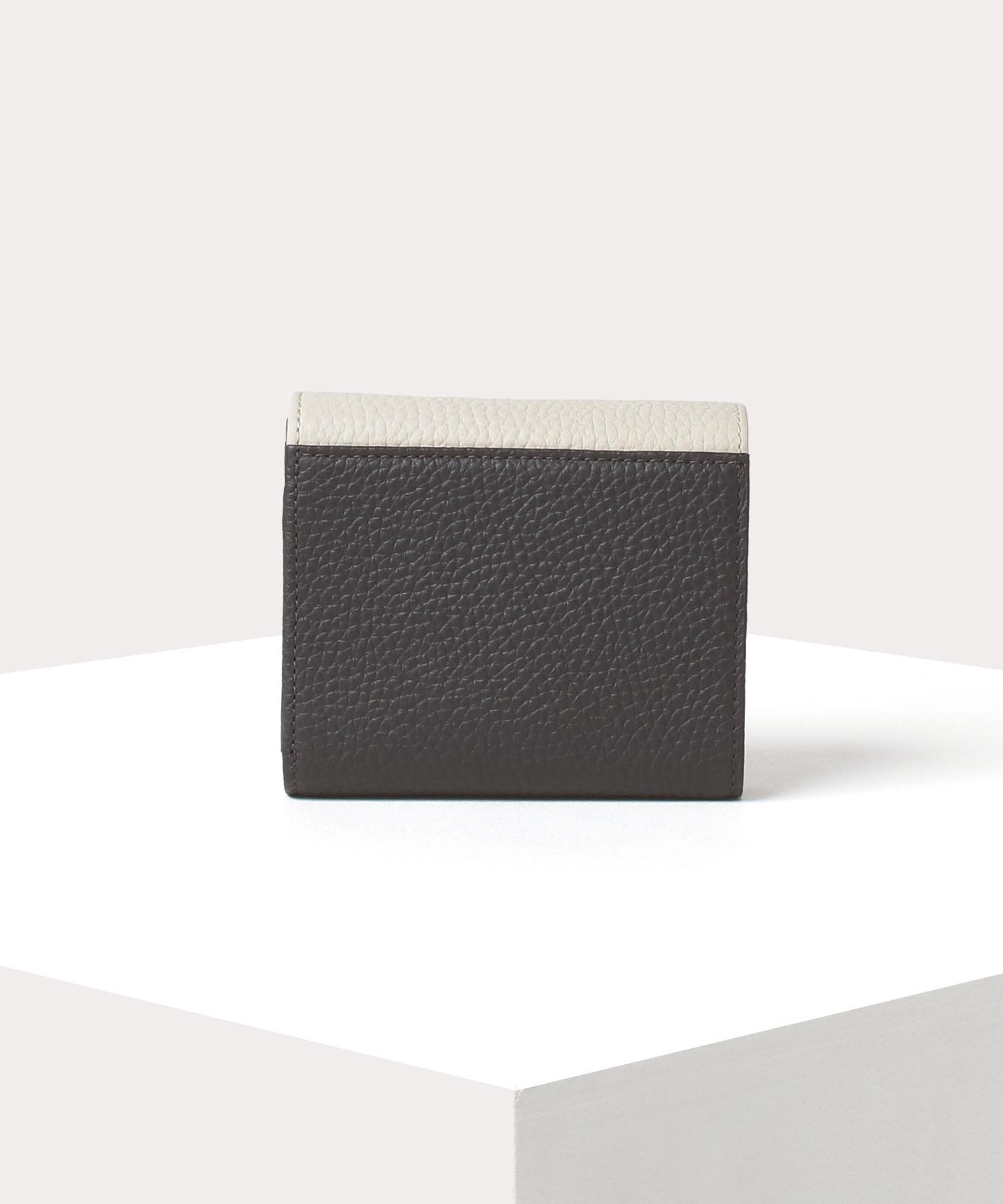 NEW ダブルフラップ 二つ折り財布