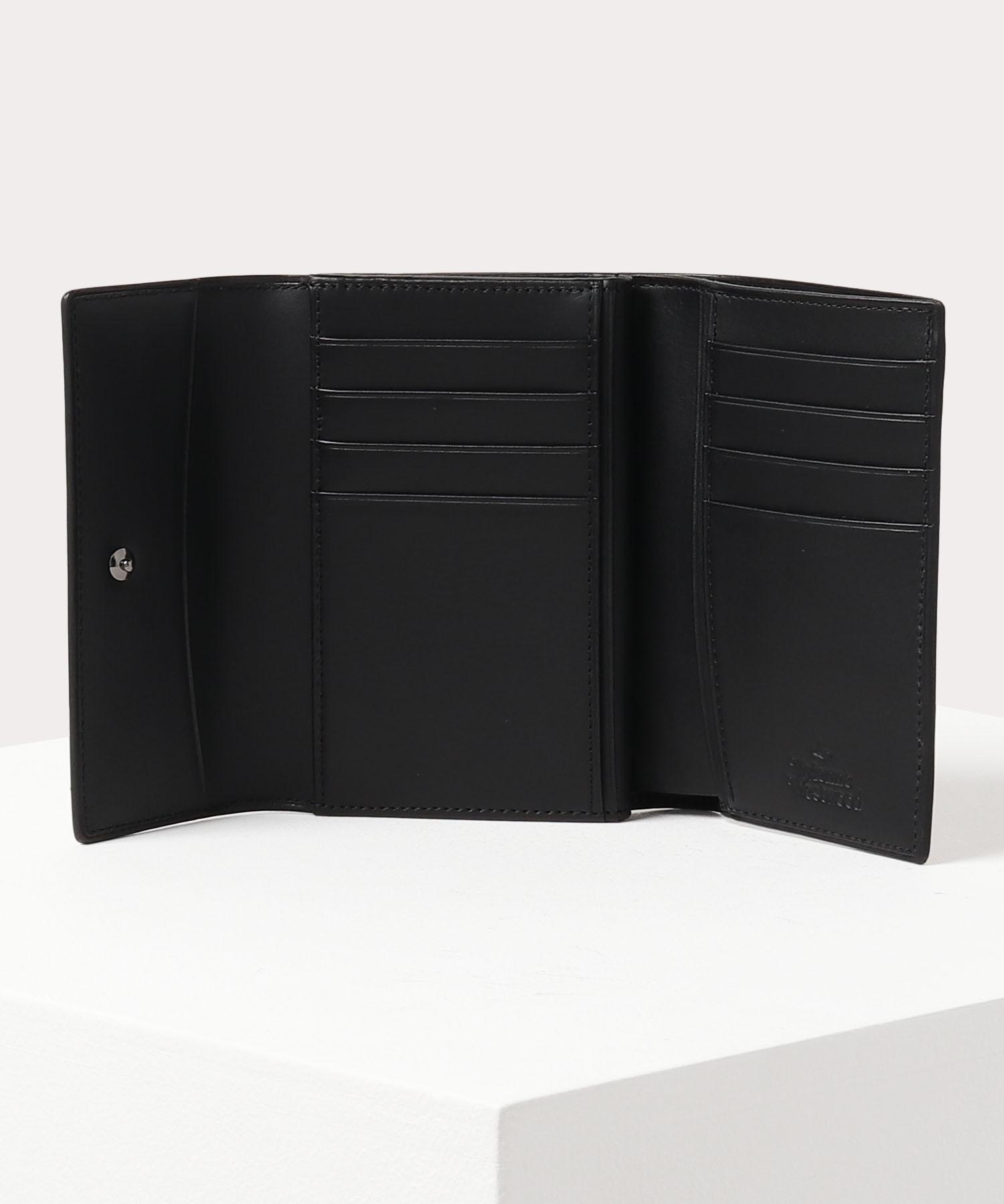 ORBリピート 口金二つ折り財布
