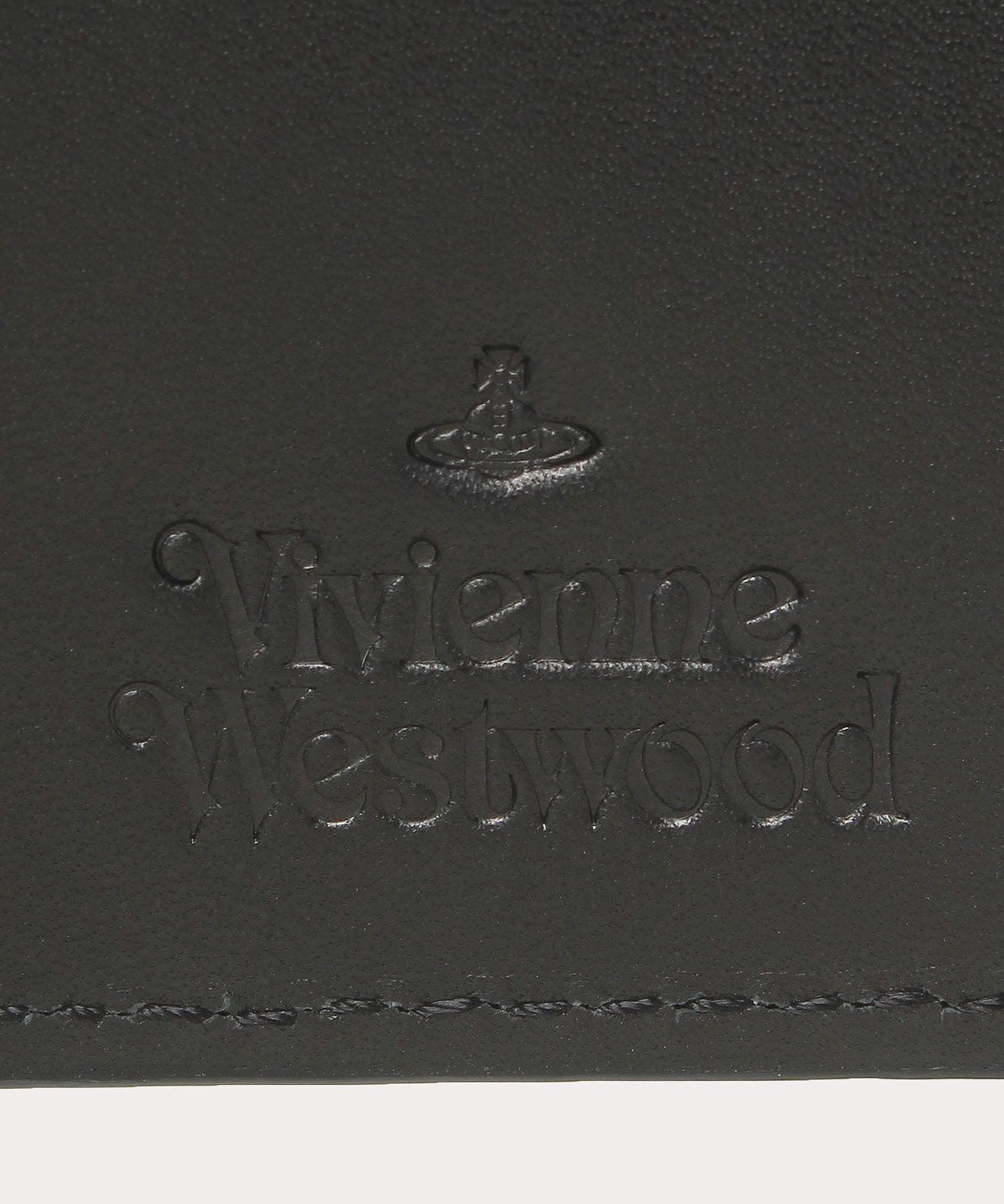 ジオメトリックORB ラウンドファスナー二つ折り財布