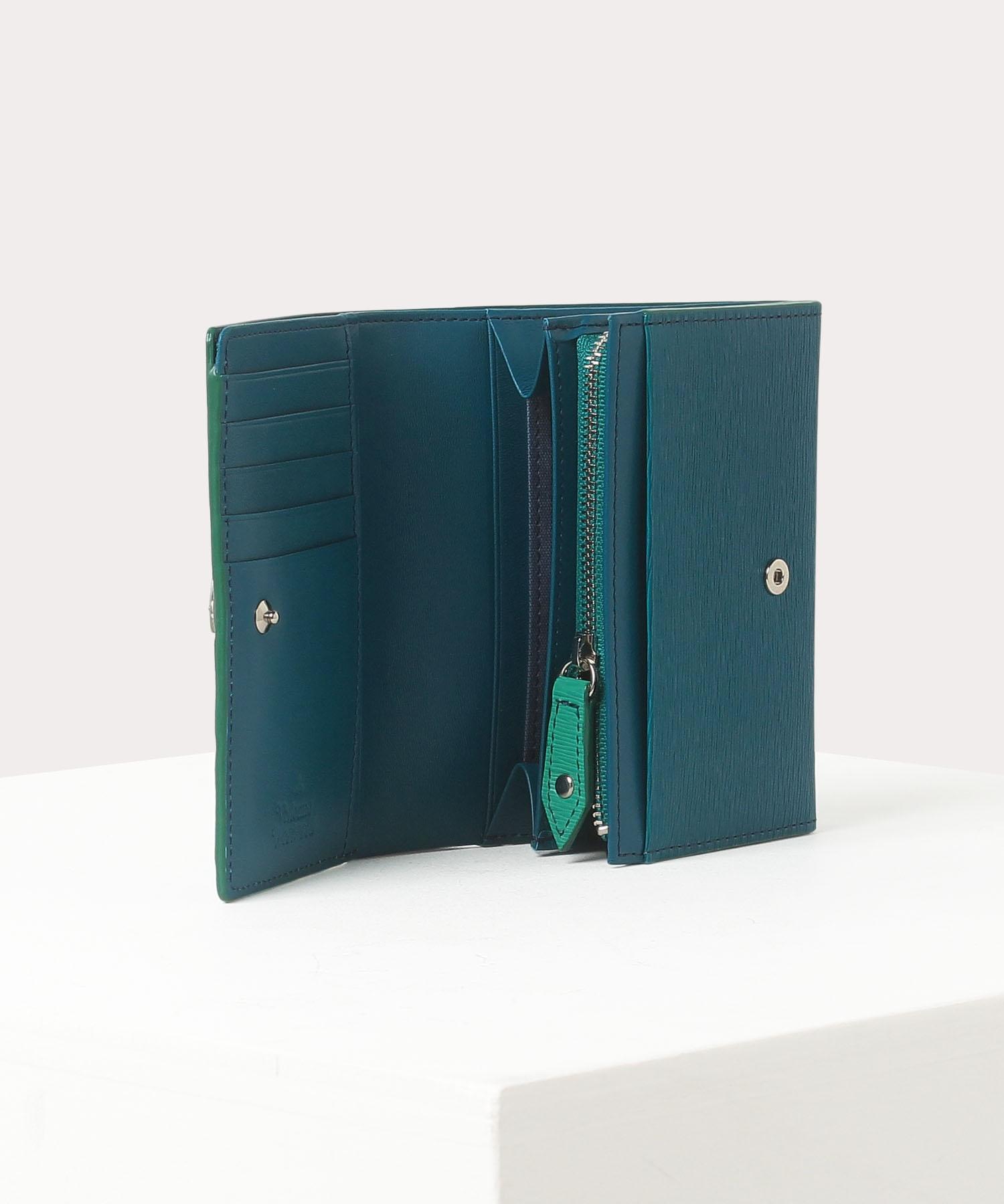 NEW グラデーション 二つ折り財布