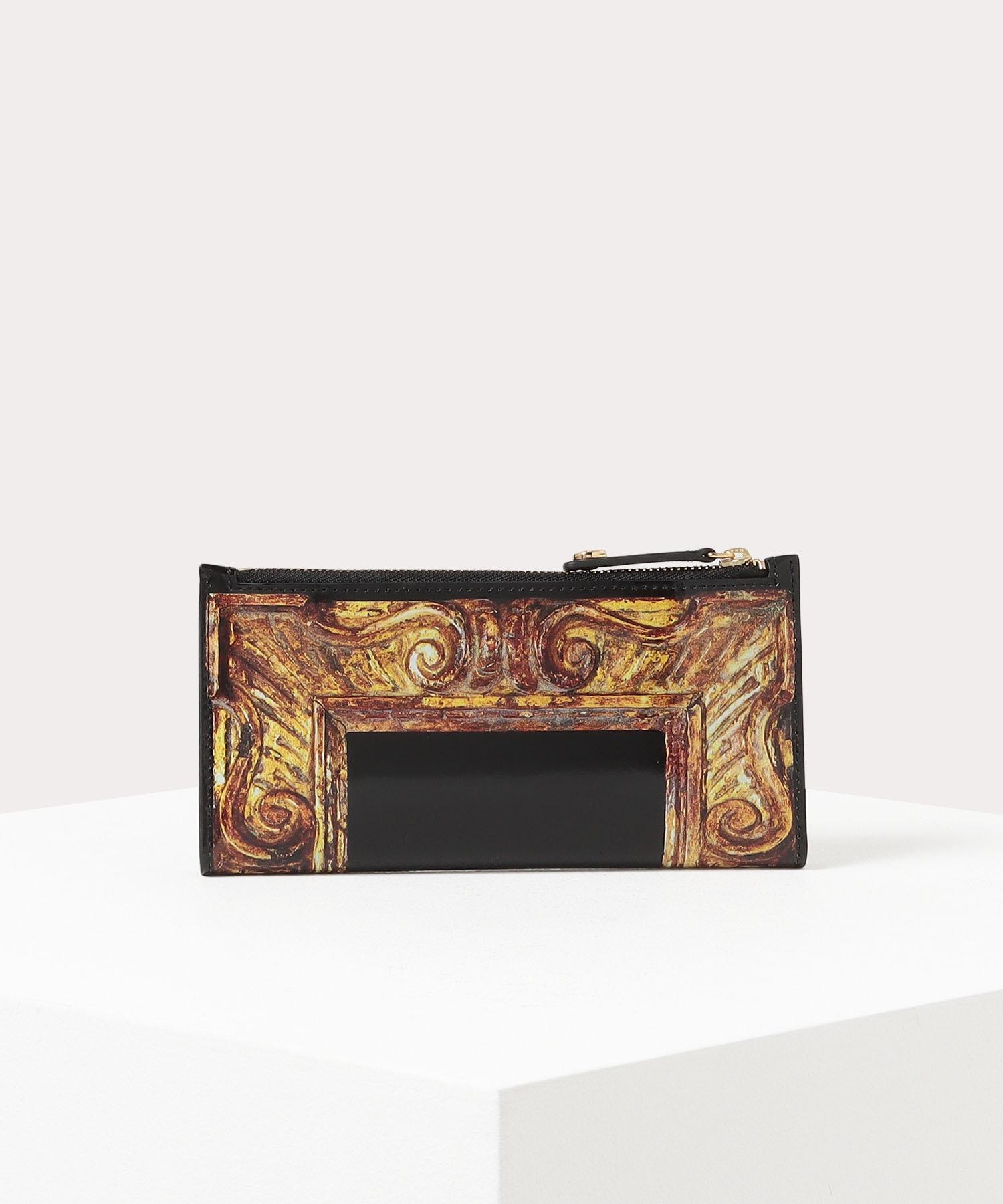 フレーム 長財布