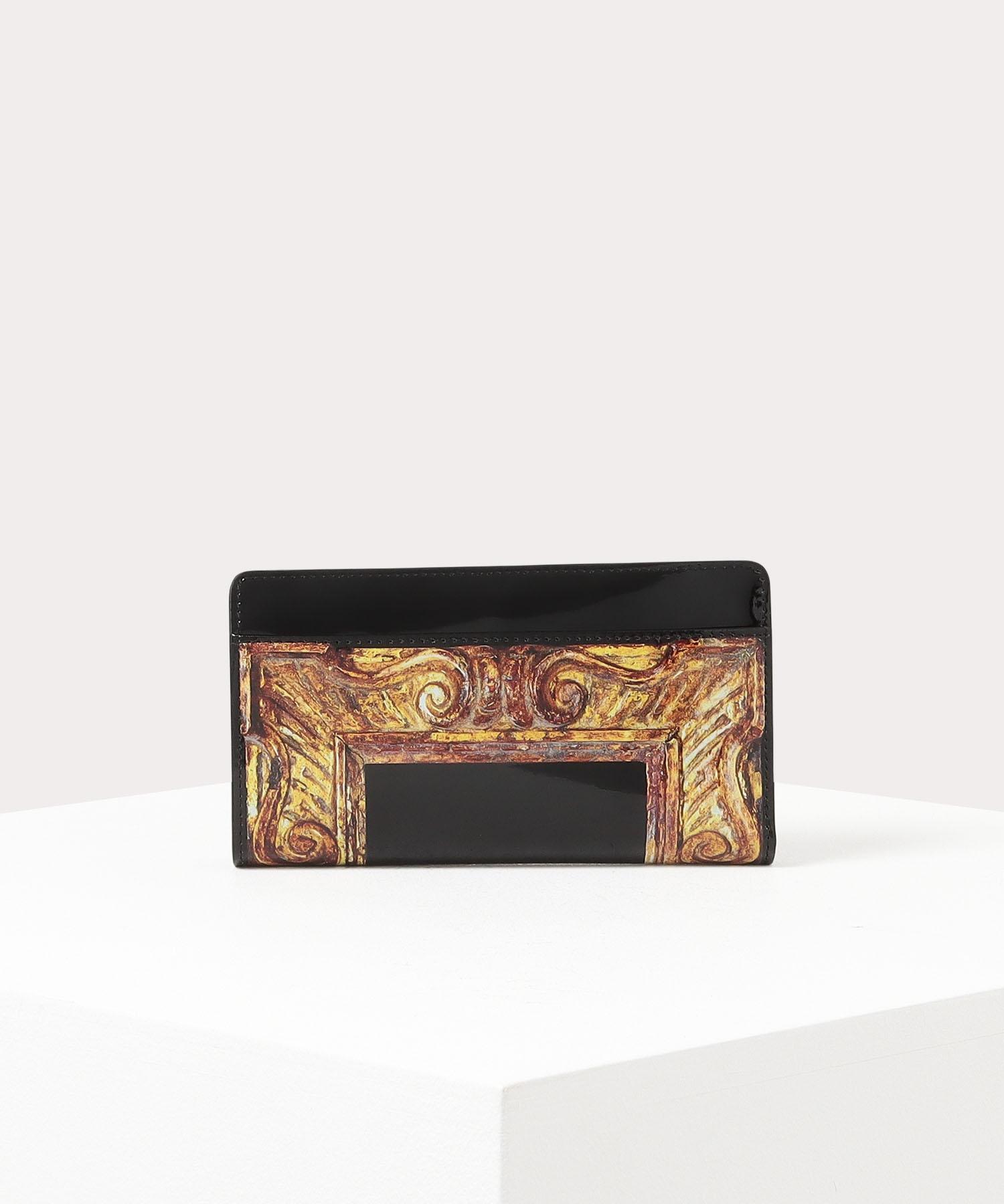 フレーム 二つ折り財布
