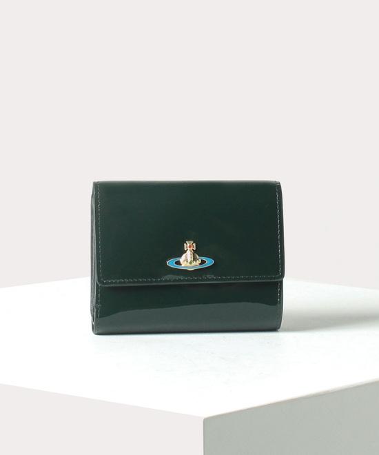 オンラインショップ限定 SONIA 口金二つ折り財布