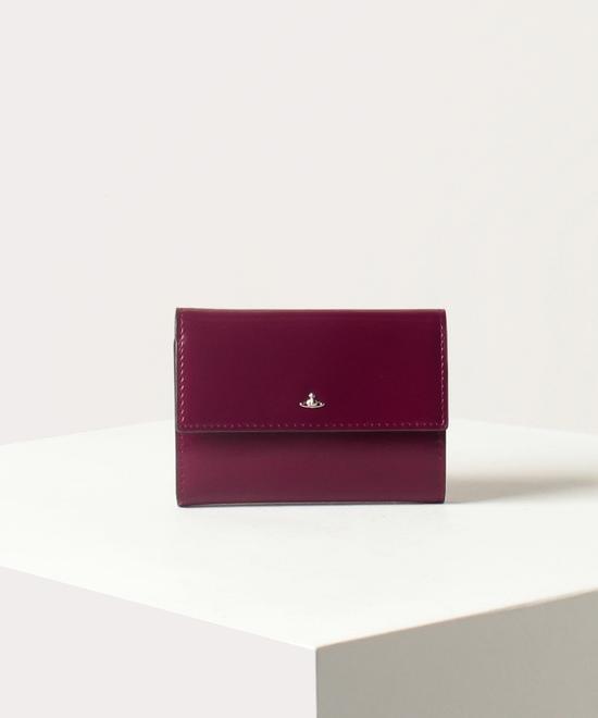 SIMPLE TINY 三つ折り財布