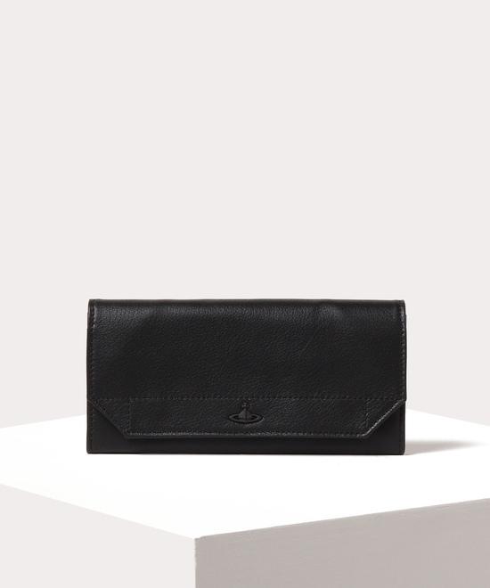 ソフトレザー 長財布