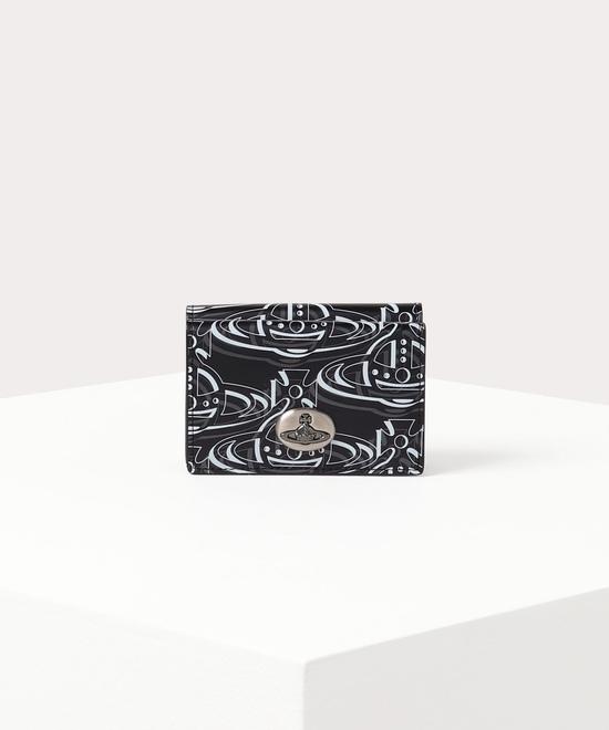 ORBリピート 三つ折り財布