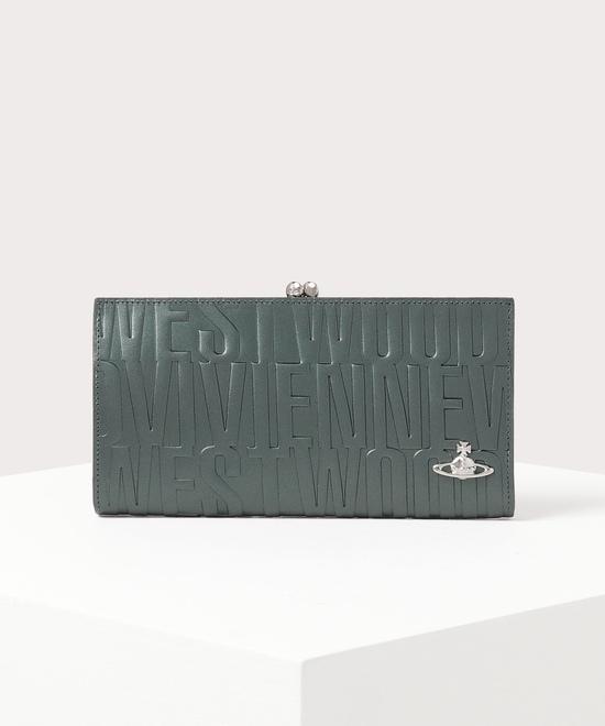 ブライダルボックス 口金長財布