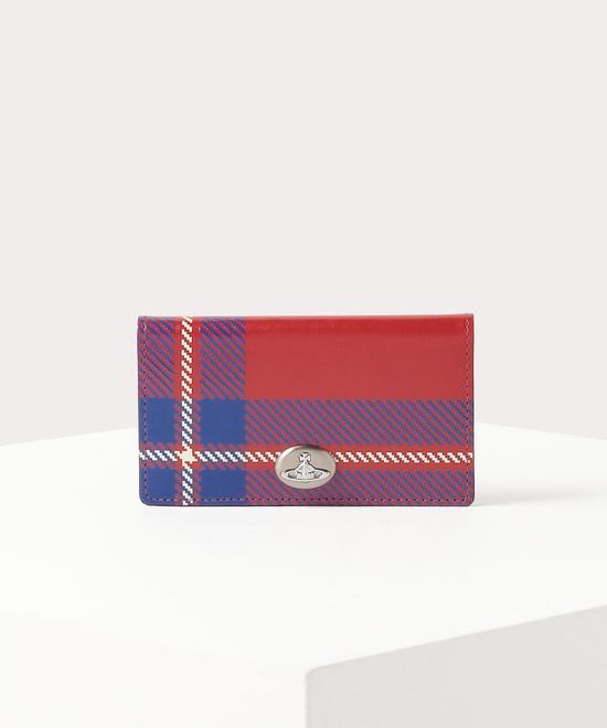 タータン カードケース