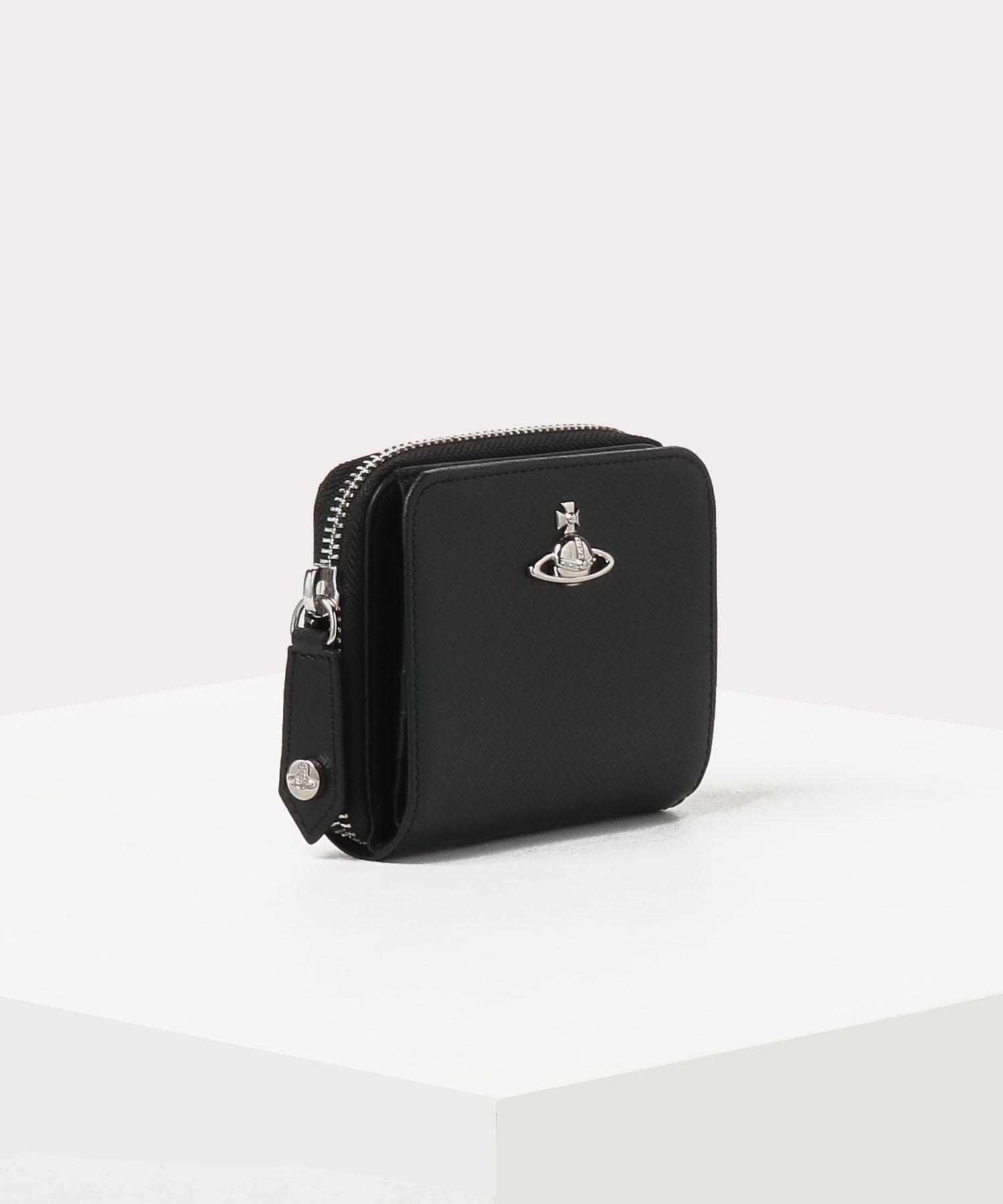PIMLICO ラウンドファスナー二つ折り財布