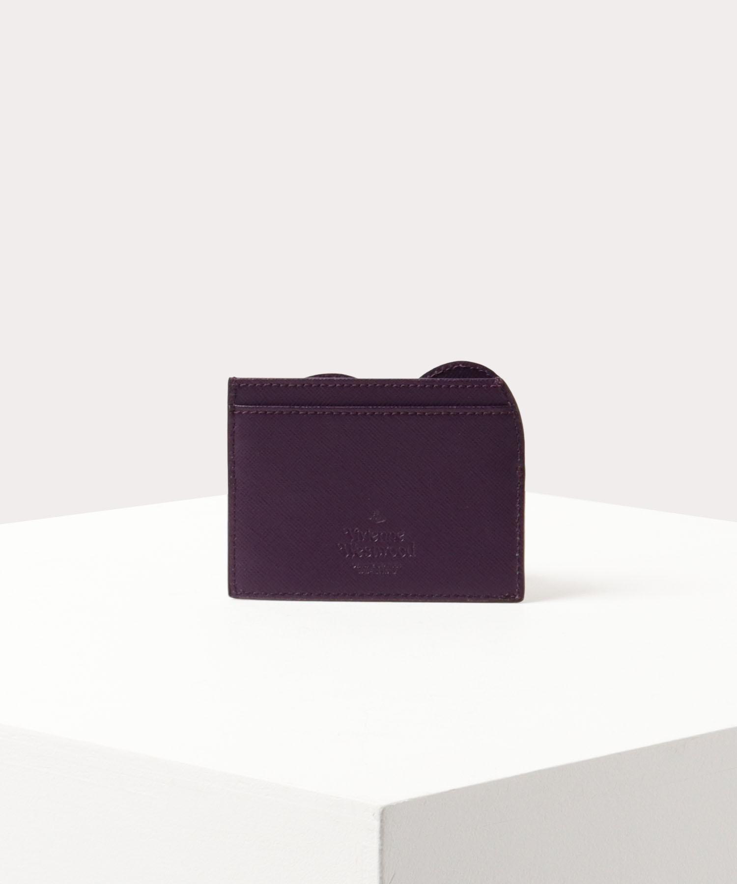 DEBBIE ハートカードケース
