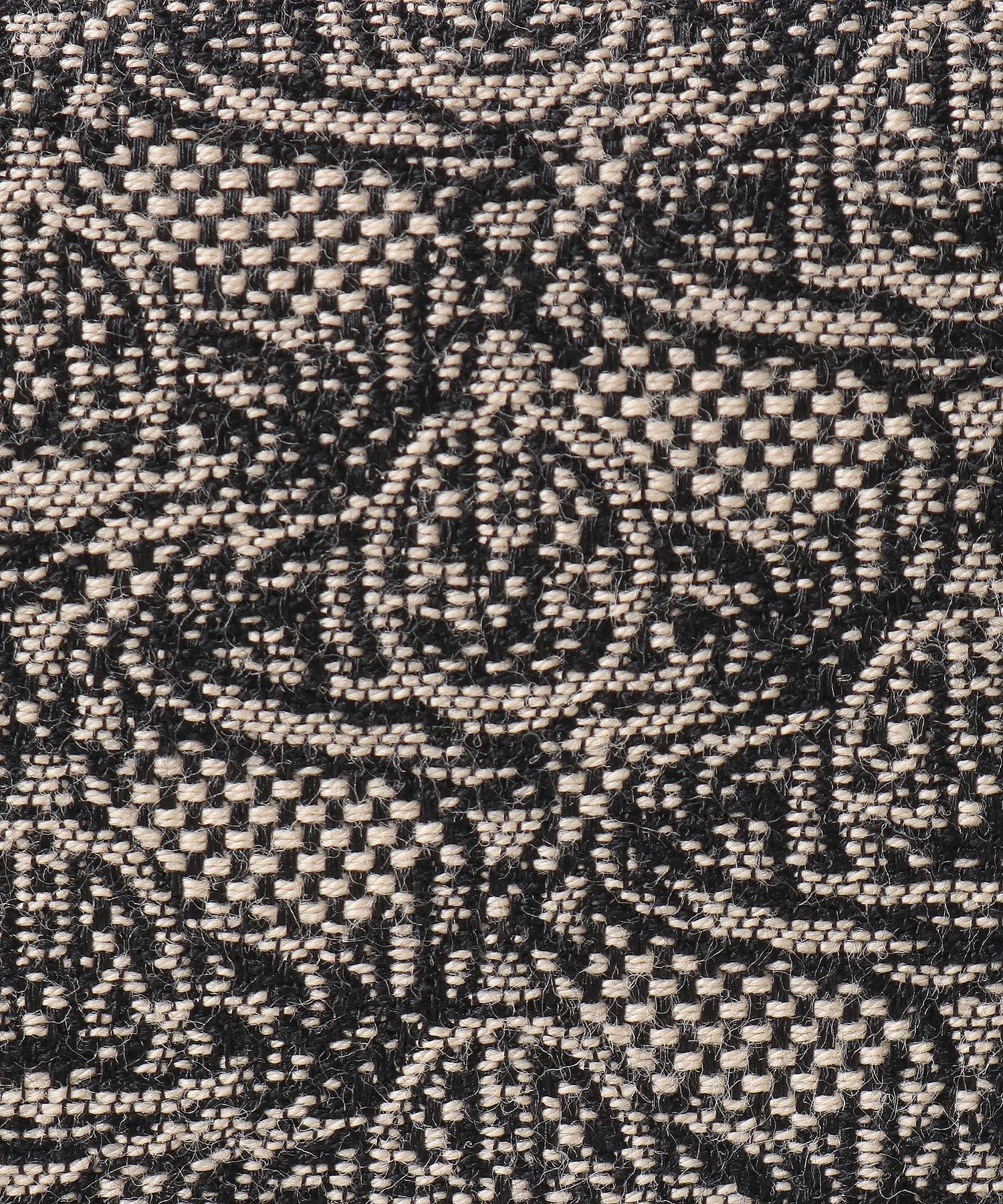 カプセルコレクション ORBリピート ジャカードショルダー付二つ折り財布