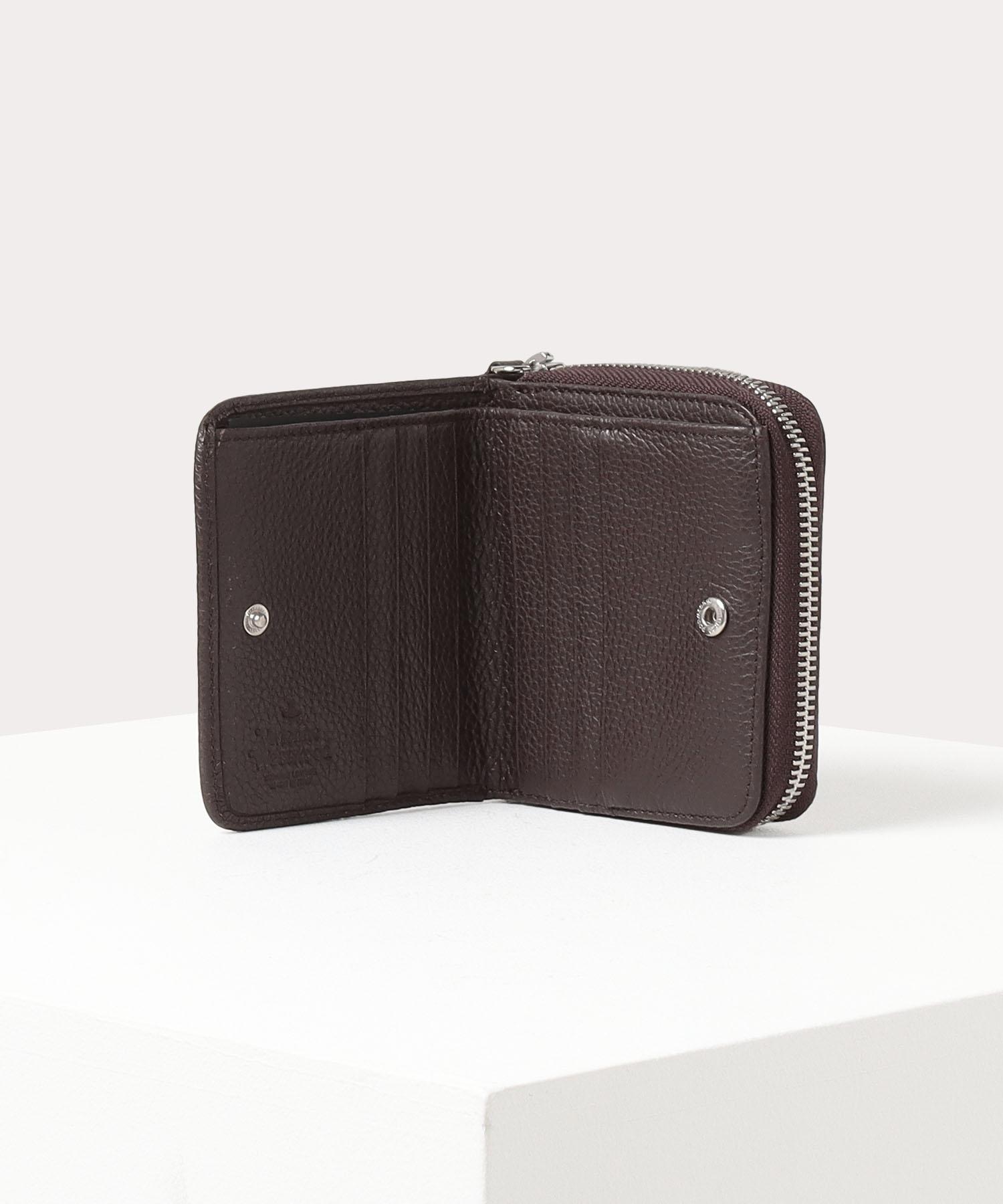 JORDAN ラウンドファスナー二つ折り財布