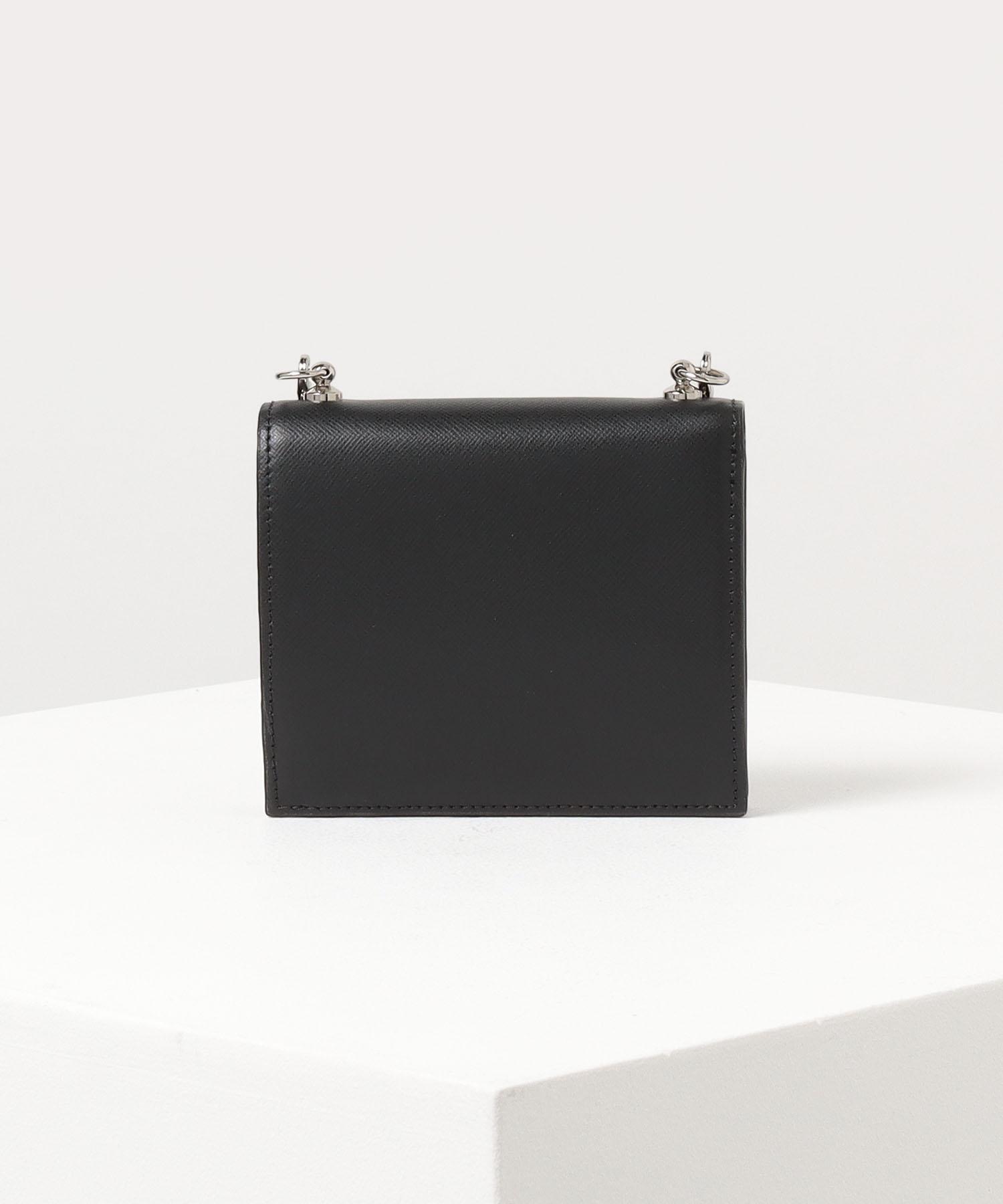 DEBBIE ショルダー付二つ折り財布