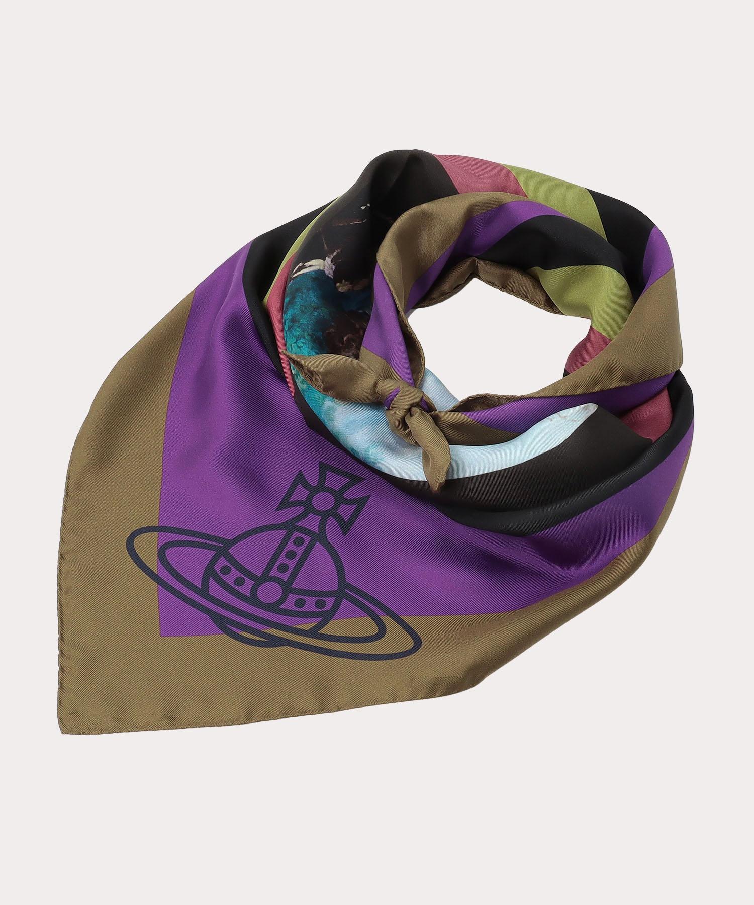 BLIND MAN'S BUFF スカーフ