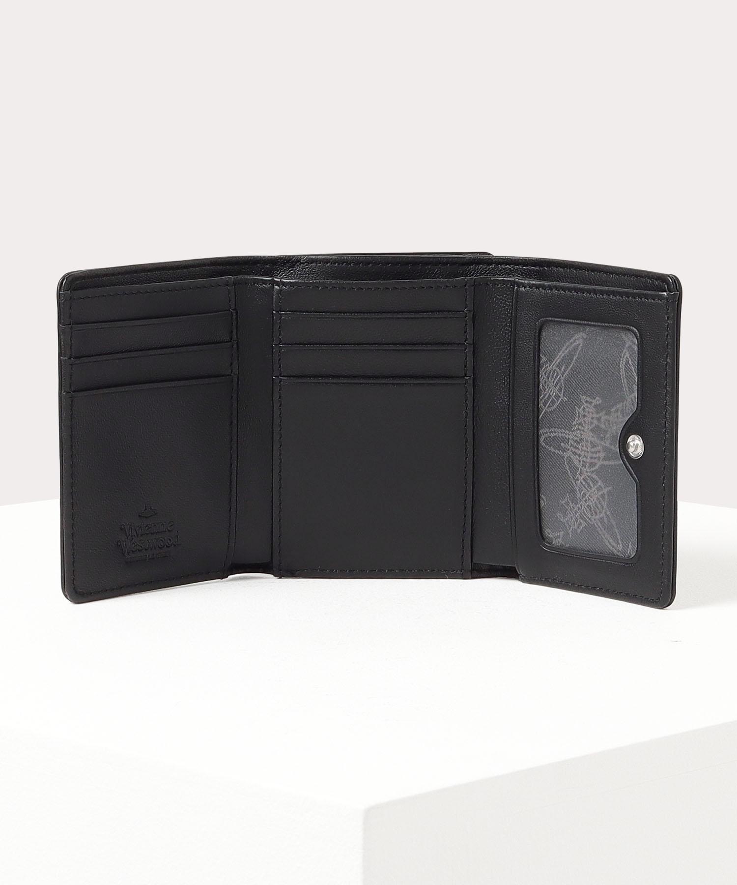 EMMA 口金三つ折り財布