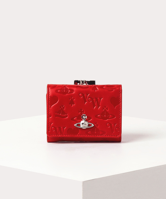【復刻】JEAN 口金三つ折り財布