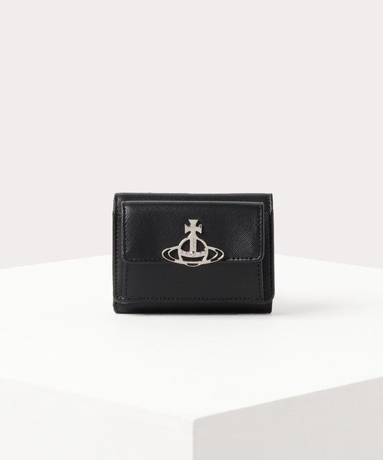 DEBBIE 三つ折りミニ財布
