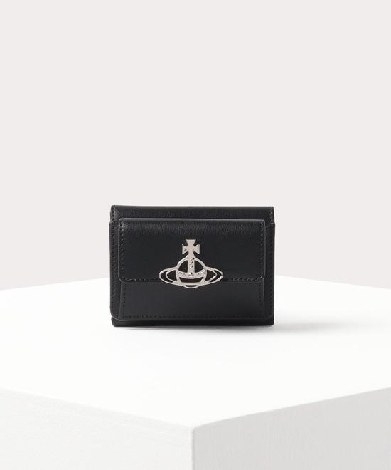 HAMPTON 三つ折りミニ財布