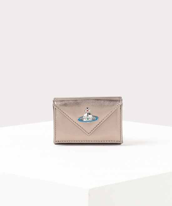 EMMA 三つ折りミニ財布