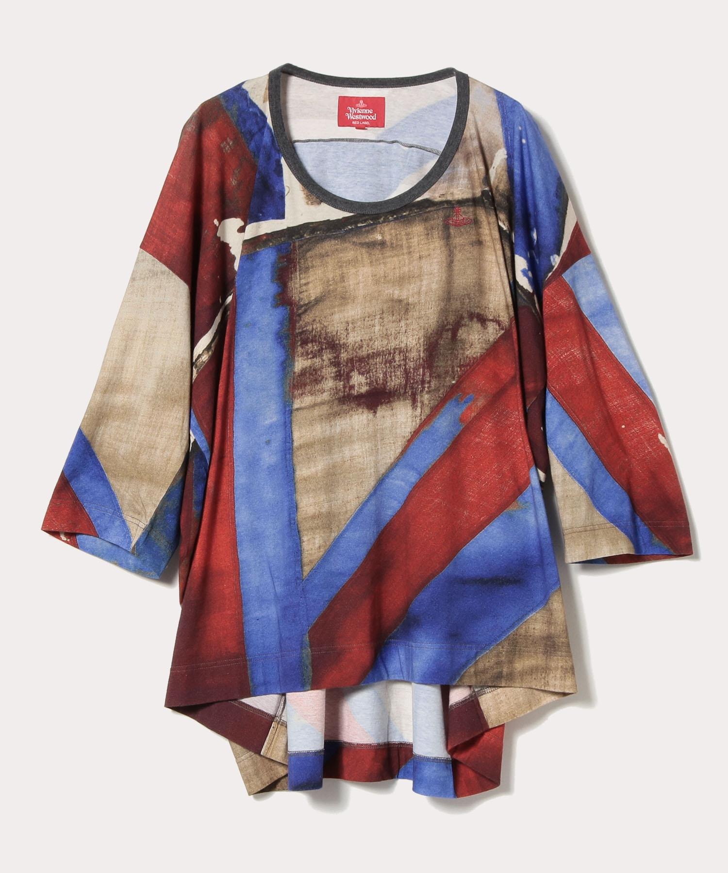 ユニオンジャック ビッグTシャツ