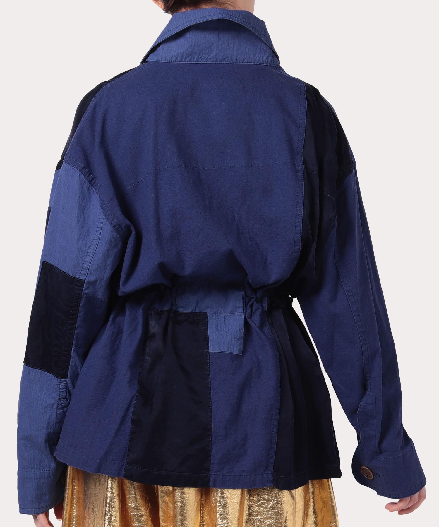 トリプルブロッキング ジャケット