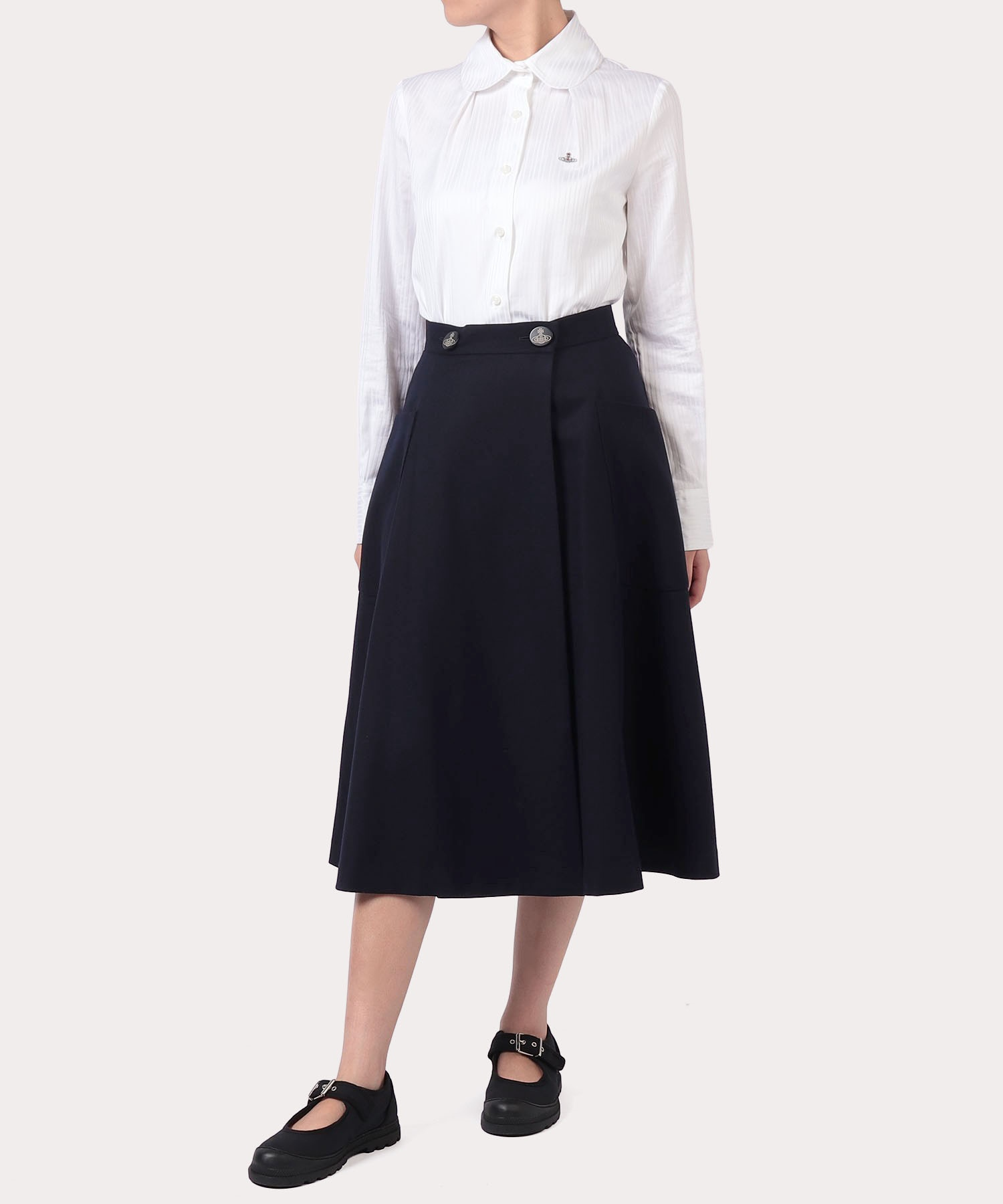 フラノ ライディングスカート
