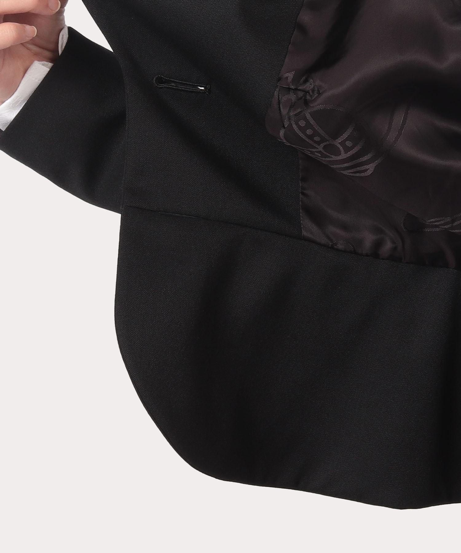 ウールギャバ ラブジャケット